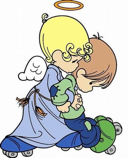 Precious Moments Clip Clipart Angelitos Angels Cartoon
