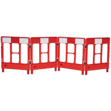 plastic outdoor fencing jsp workgate communications utility plastic barrier 4