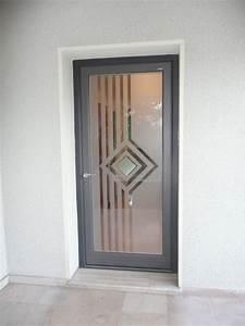 installateur de portes d39entrees vitrees isolantes With portes d entrée vitrées en aluminium