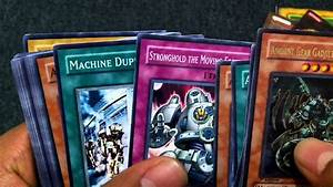 Unboxingopening Yu Gi Oh Structure Deck Machine Re Volt