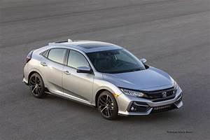 2020 Honda Civic Hatchback Gets More Tech  Plus Stick