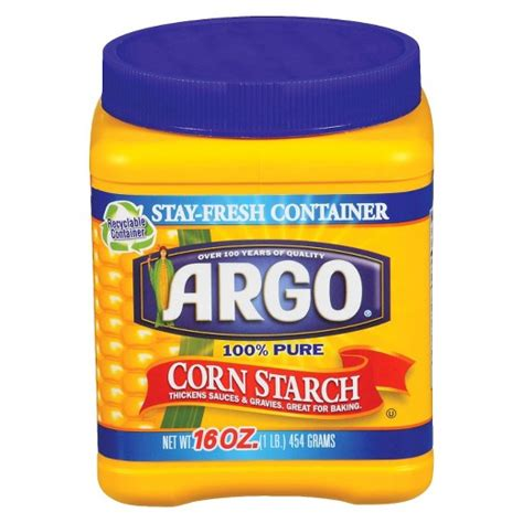 corn starch argo 174 100 pure corn starch 16oz target