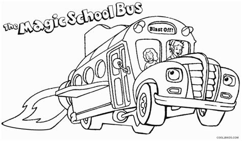 printable school bus coloring page  kids coolbkids