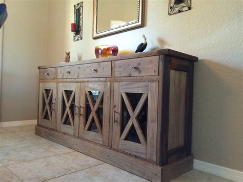 ana white dining room sideboard diy projects