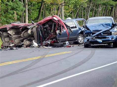 Four Kids Killed In Pa Crash Weren't Restrained Philly