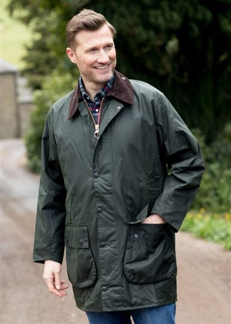 barbour border jacket  hume