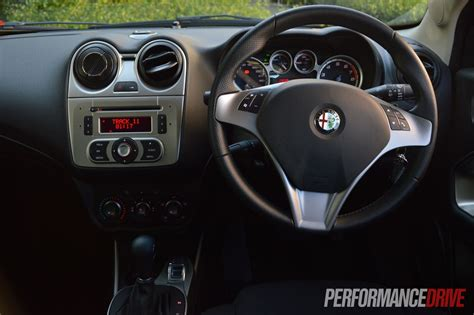 2013 alfa romeo mito progression review performancedrive