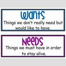 17 Best Images About Kinder  Needs And Wants On Pinterest  Kindergarten, Emergent Readers And