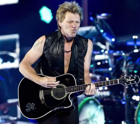 Still With His High School Sweetheart Jon Bon Jovi Shares