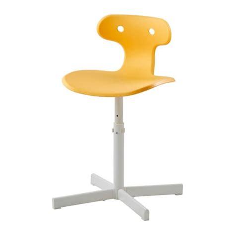 ikea chaise de bureau molte chaise de bureau jaune ikea