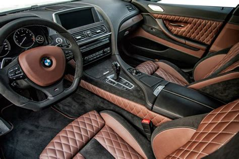 Prior Design?s BMW M6 Gran Coupe Gets Radical Interior