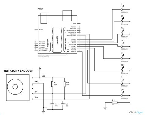 Image Full View Circuit Digest Arduino