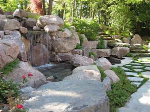 Simple Boulder Fountain : Great Home Decor - Ideas For