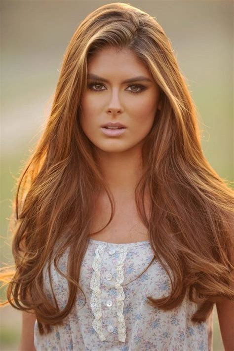 Golden Hair by Best 25 Golden Brown Hair Color Ideas On