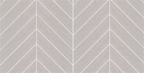 grey and white chevron ranges