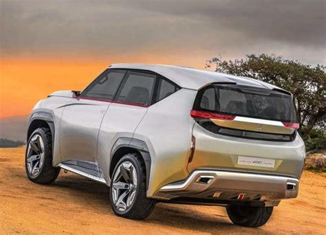 Mitsubishi Phev Suv 2020 by 2018 Mitsubishi Montero Gg Phev Price Specs 2019