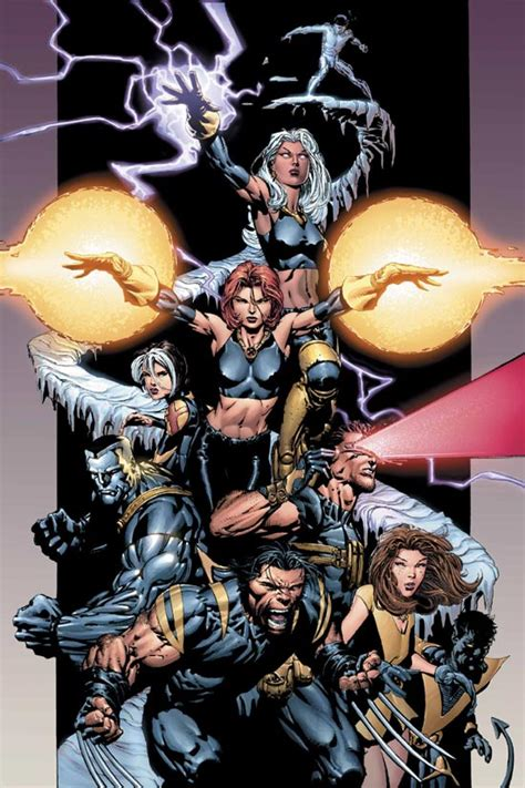 Ultimate Xmen Vol 1 45  Marvel Database  Fandom Powered