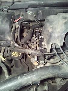 Heater Core Replaced  Where The F Is The Bypass Hose