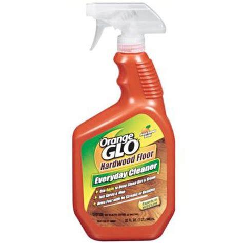 Orange GLO 32 oz Orange Hardwood Floor Cleaner111502A01