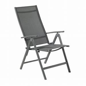 Gartenstühle Alu Klappbar : greemotion klappsessel faro aus aluminium in grau alu gartenstuhl r ckenlehne 8 fach ~ Eleganceandgraceweddings.com Haus und Dekorationen