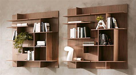 le librerie libreria modulare appesa a muro thin sololibrerie