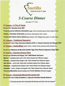 tapas menu template - the sommelier update twas the week before christmas a