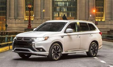 2018 Mitsubishi Outlander Phev United States Review 2018