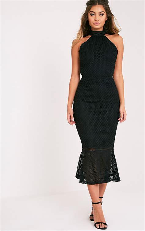 Midi Dresses | Cheap Mid Length Dress | PrettyLittleThing