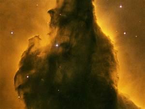 Size of Eagle Nebula - Pics about space