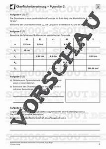 Kugel Umfang Berechnen : oberfl che und volumen von pyramide kegel kugel unterrichtsmaterial und arbeitsbl tter ~ Themetempest.com Abrechnung
