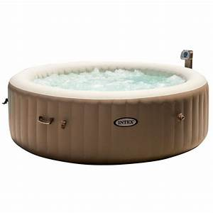 Spa Gonflable Intex Gifi : spa gonflable bulles pure spa intex 6 places piscine ~ Dailycaller-alerts.com Idées de Décoration