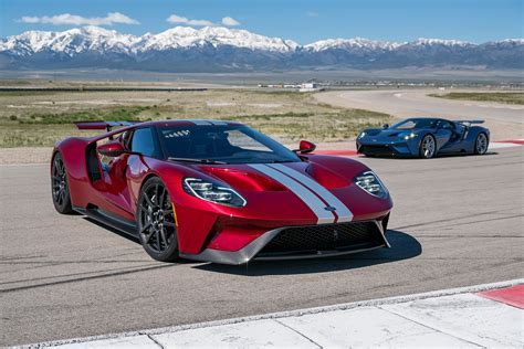 Driving The Ford Gt, America's Fastest Supercar
