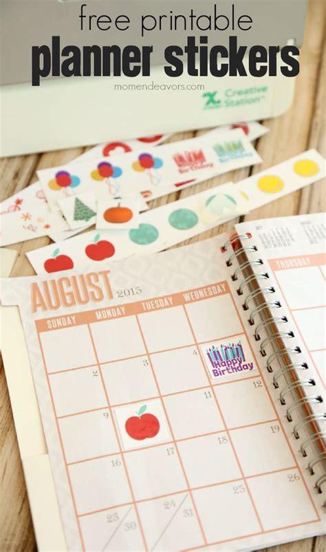 diy planner stickers  printable