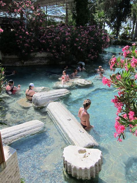 Swimming In Apollos Pool Daydream Tourist