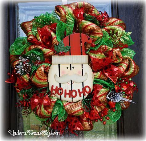 christmas wreath giveaway   texas sky