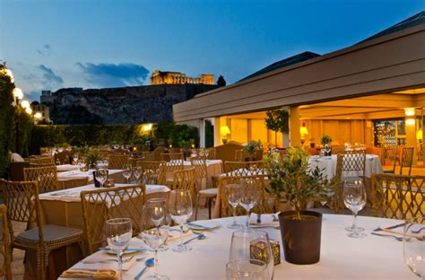 Divani Palace Reveals 'acropolis Secret' For Fine Dining
