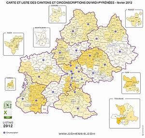 Carte Du Gers Détaillée : cartes midi pyr n es ~ Maxctalentgroup.com Avis de Voitures