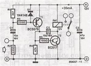 Simple vox circuit for Simple vox circuit
