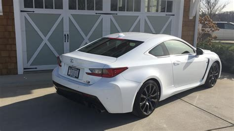 lexus rcf white interior welcome to club lexus rc f owner roll call member