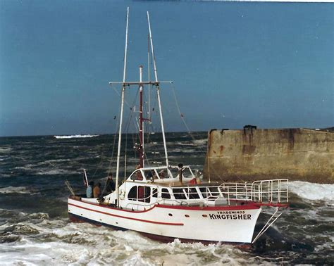 Kingfisher Boats Oregon by Demise Of Depoe Bay S Historic Boat Tradewinds Kingfisher