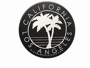 """""""Brandy Melville Los Angeles, CA Sticker"""" by selinuenal13"""