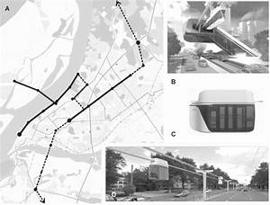 Design Proposals For The Use Of Wire Transport In The City