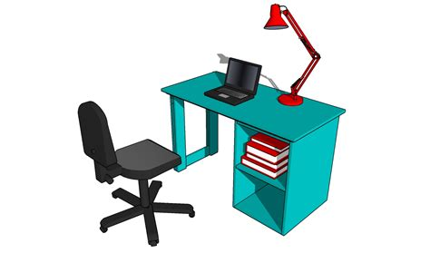 how to build a desk small desk building plans woodideas