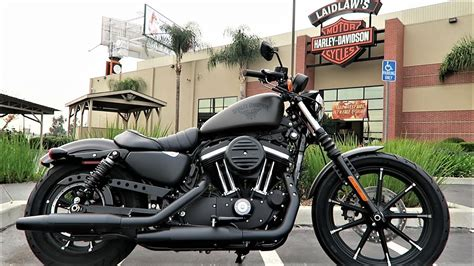 Review Harley Davidson Iron 883 by 2018 Iron 883 Harley Davidson Review Test Ride Xl883n