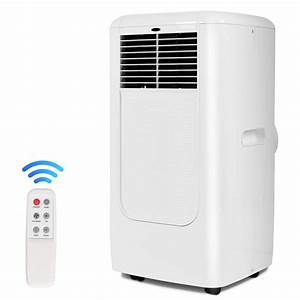 Costway Portable Air Conditioner With Remote Control