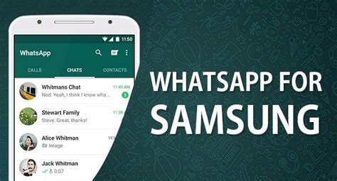 whatsapp still possible for samsung and nokia phones