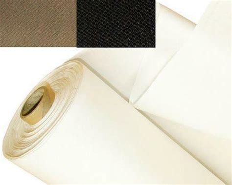 Thermal Drapery Lining Fabric - blackout thermal curtain lining fabric material 3 pass 4