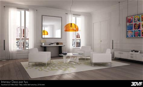 Interieur Deco www 3dvf portfolio de yu weihan hys interieur deco