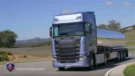 scania new generation new generation scania on the road