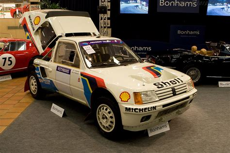 peugeot 205 group b peugeot 205 turbo 16 group b chassis vf3741r76f5531507